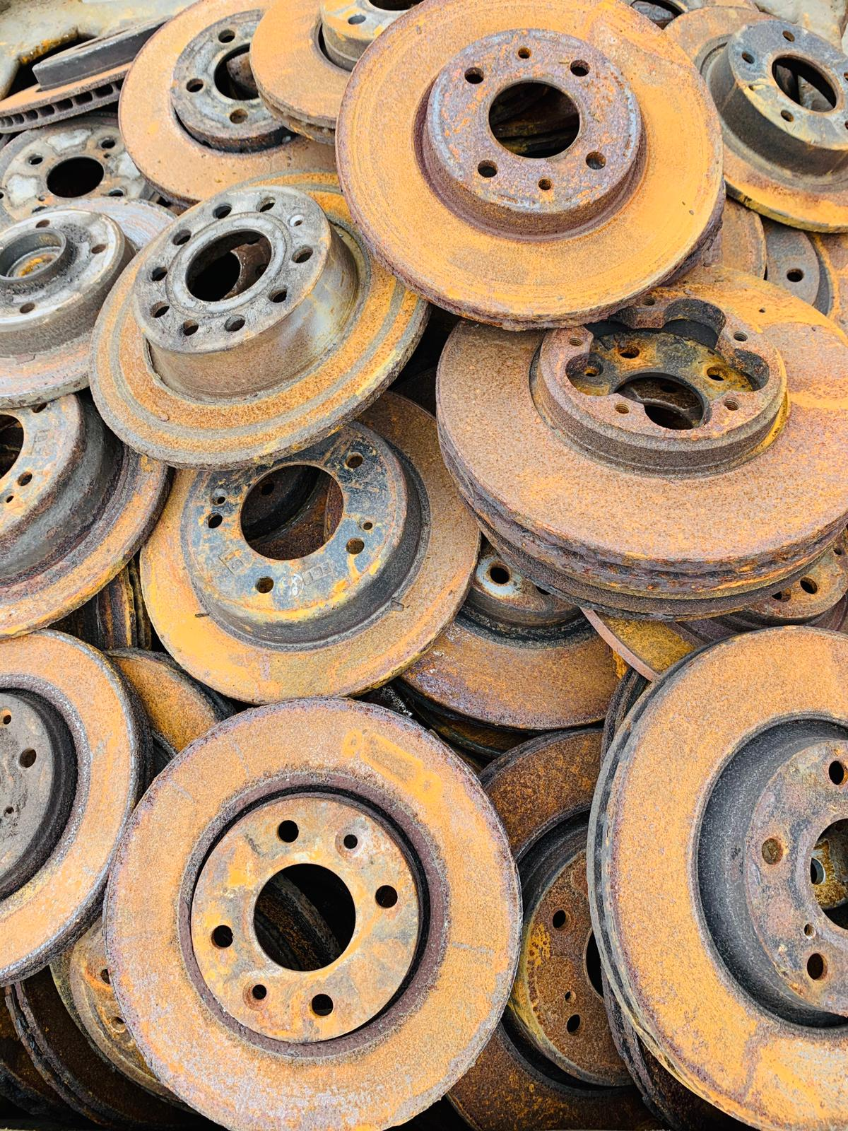 Brake Disc Scrap