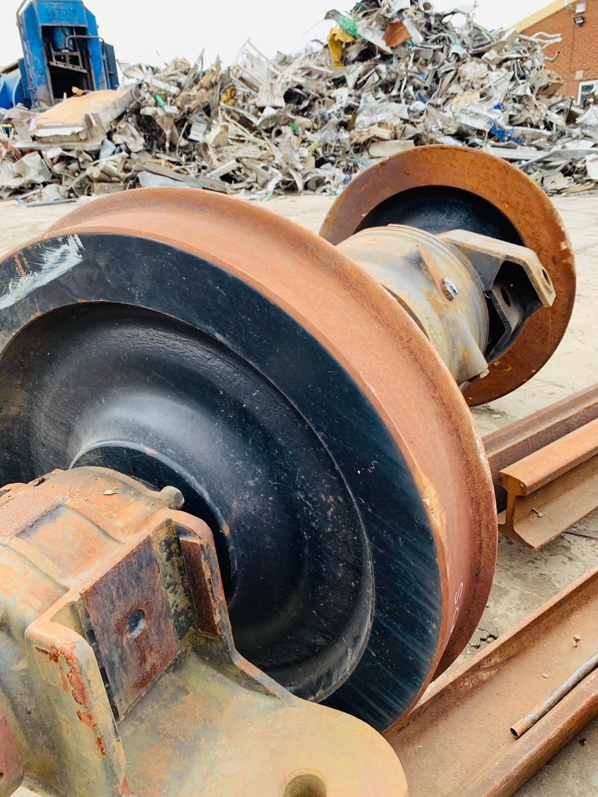 Railway Scrap Metal